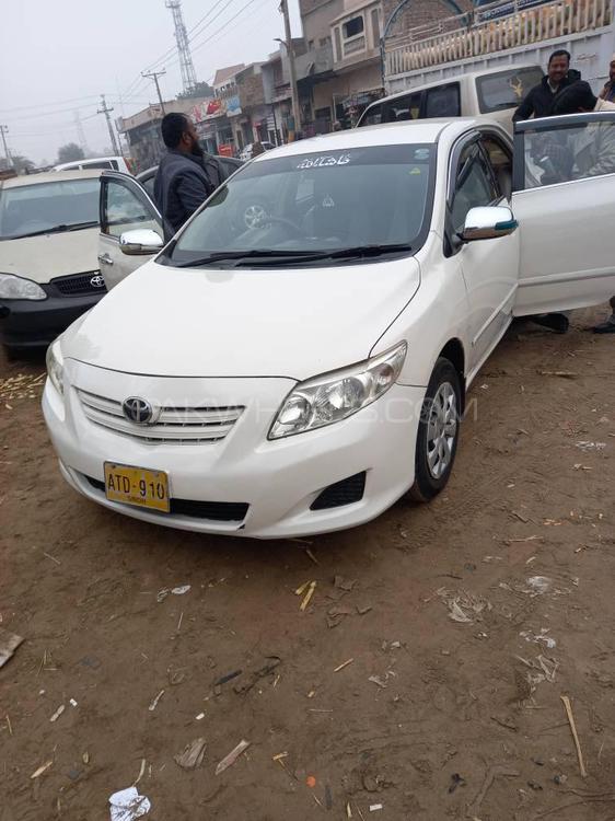 Toyota Corolla 2.0D 2010 Image-1