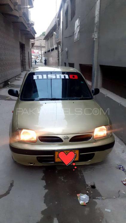 Nissan March Bolero 1997 Image-1