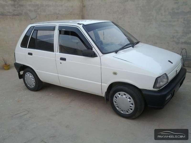 Used Suzuki Mehran For Sale