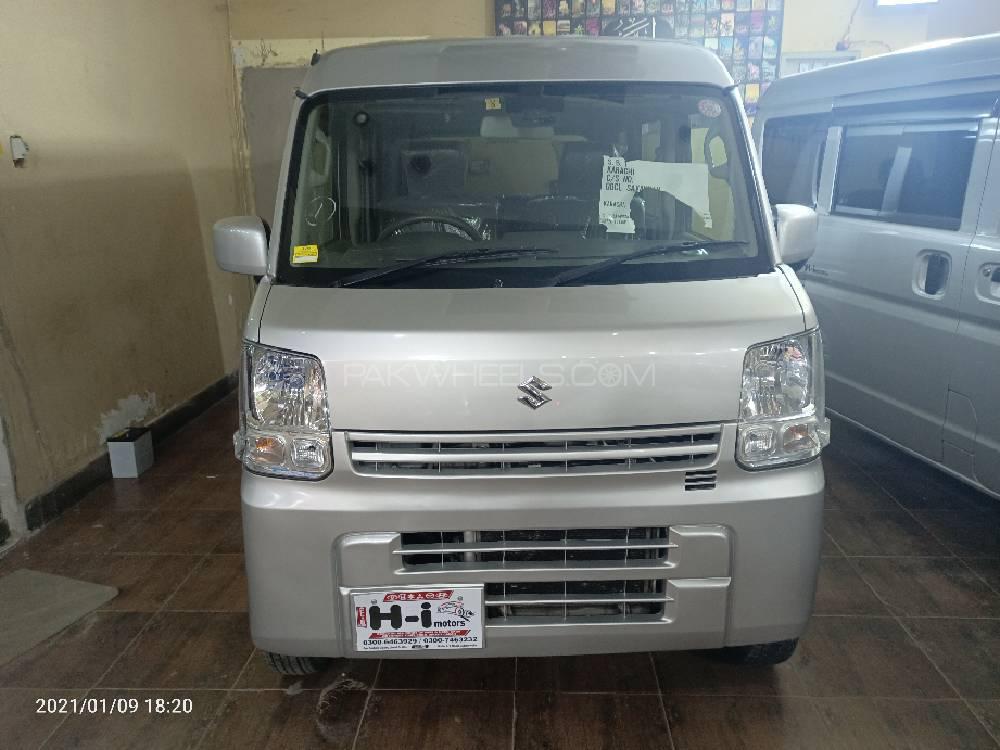 Suzuki Every Join 2015 Image-1