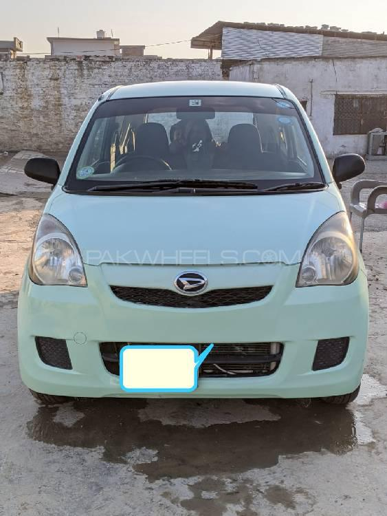 Daihatsu Mira Custom L 2008 Image-1