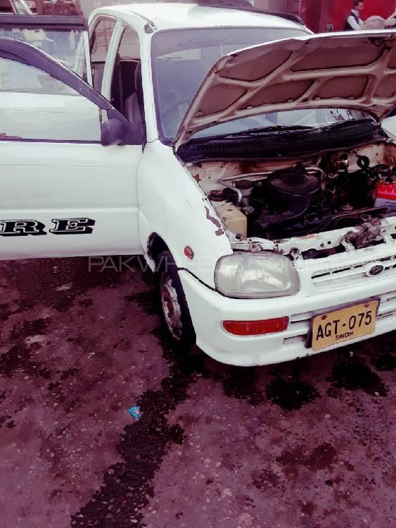 Daihatsu Cuore CX Automatic 2004 Image-1