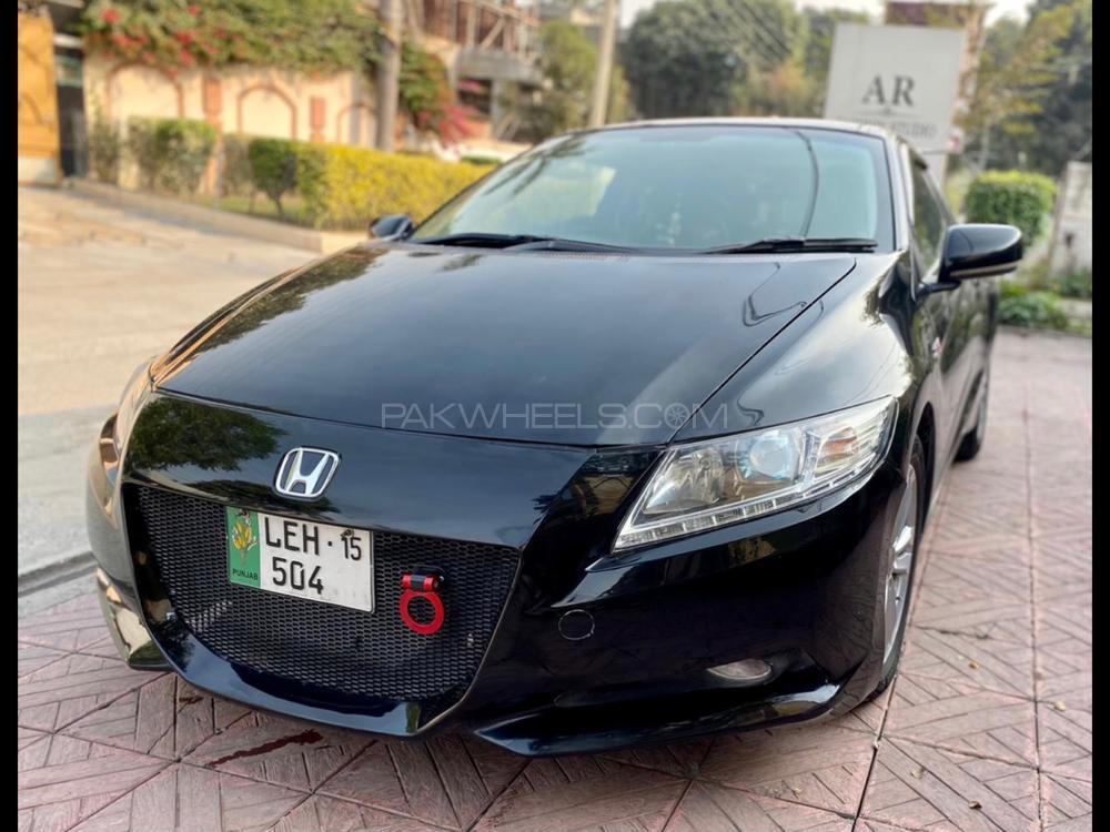 Honda CR-Z Sports Hybrid Base Grade (Metallic Color) 2011 Image-1