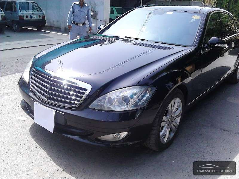 Mercedes benz s class s350 2008 for sale in lahore pakwheels for Mercedes benz 2008 s550 for sale