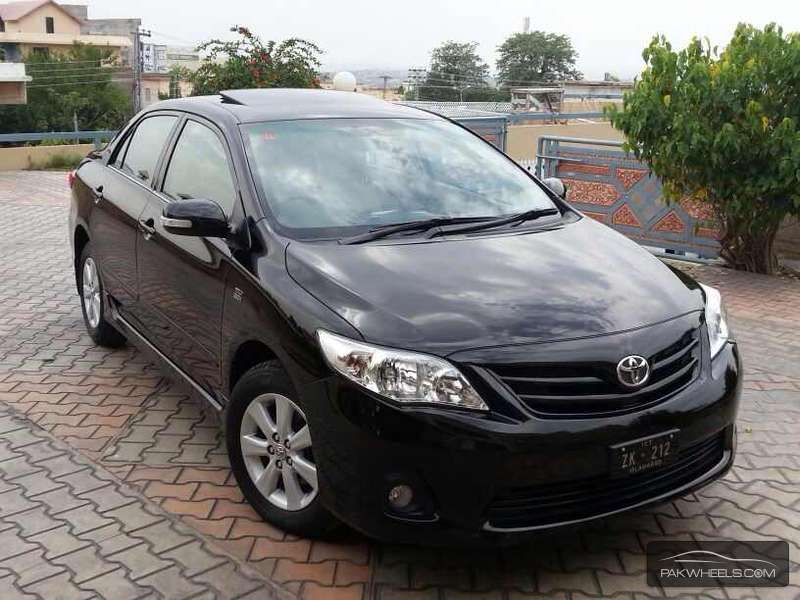 Toyota Corolla Altis Sr 1 6 2013 For Sale In Islamabad