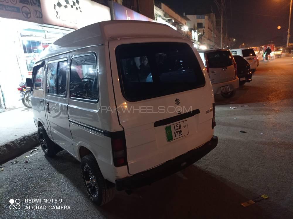 Suzuki Carry 2019 Image-1