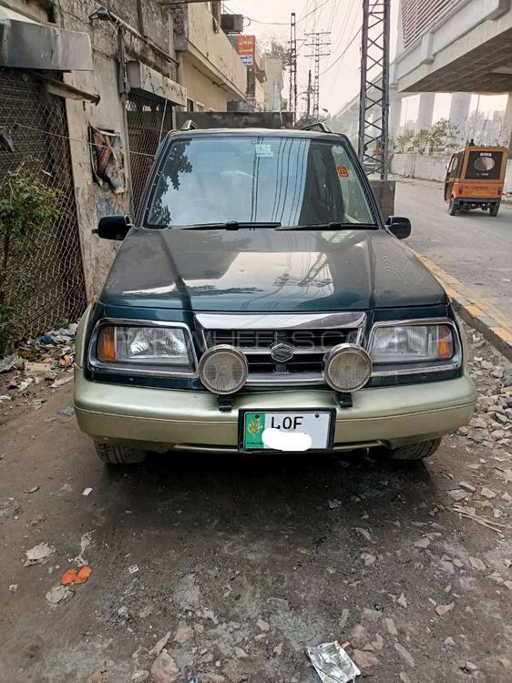 Suzuki Vitara GLX 1.6 1999 Image-1