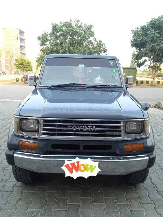 Toyota Prado Turbo 2.7 1991 Image-1