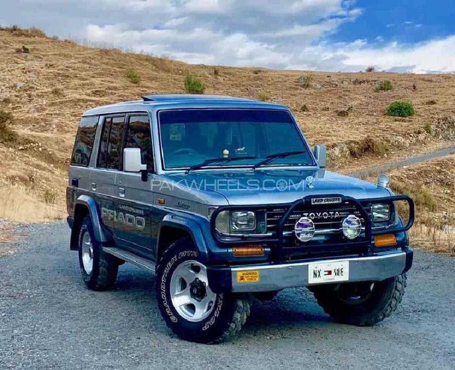 Toyota Prado VX 3.0 1990 Image-1