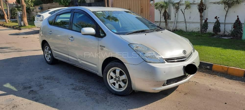 Toyota Prius S Touring Selection 1.5 2008 Image-1