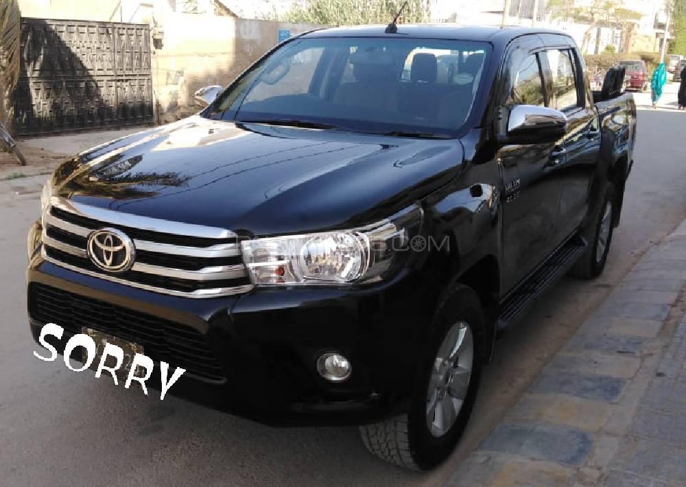 Toyota Hilux Revo G 2.8 2018 Image-1