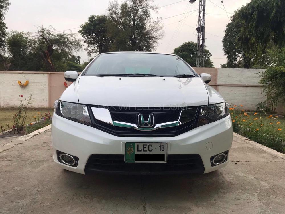 Honda City Aspire 1.5 i-VTEC 2018 Image-1