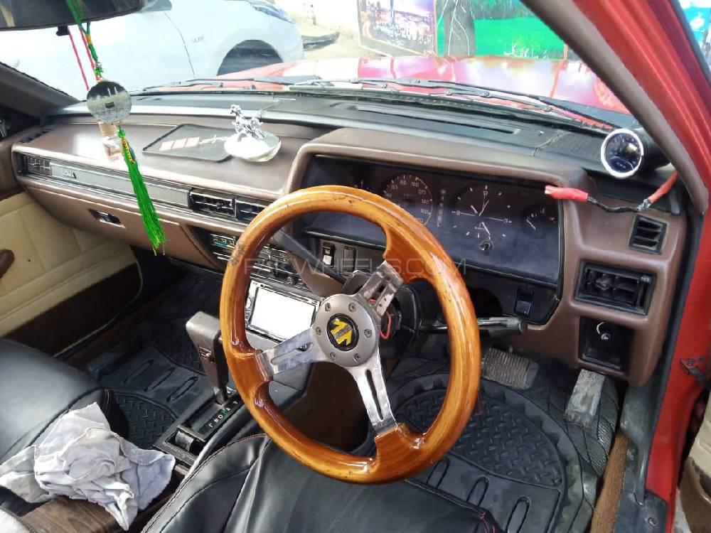 Mitsubishi Galant 1984 Image-1