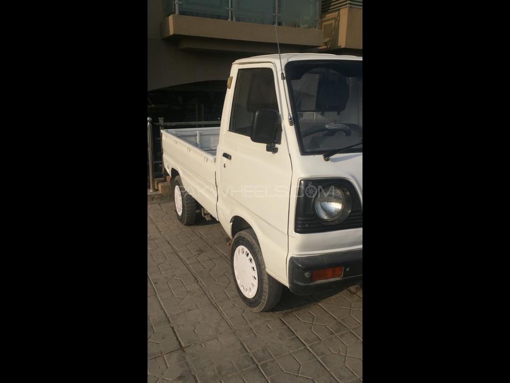 Suzuki Ravi STD VX (CNG) 1988 Image-1