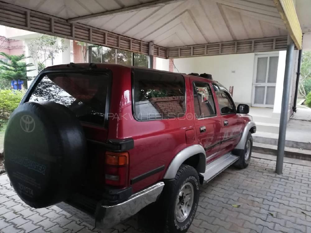 Toyota Surf SSR-G 3.0D 1994 Image-1