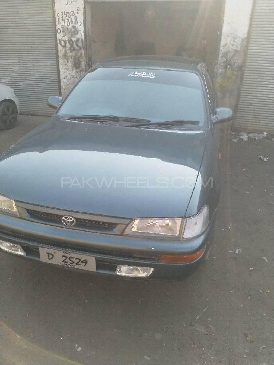 Toyota Corolla 2.0D 1997 Image-1