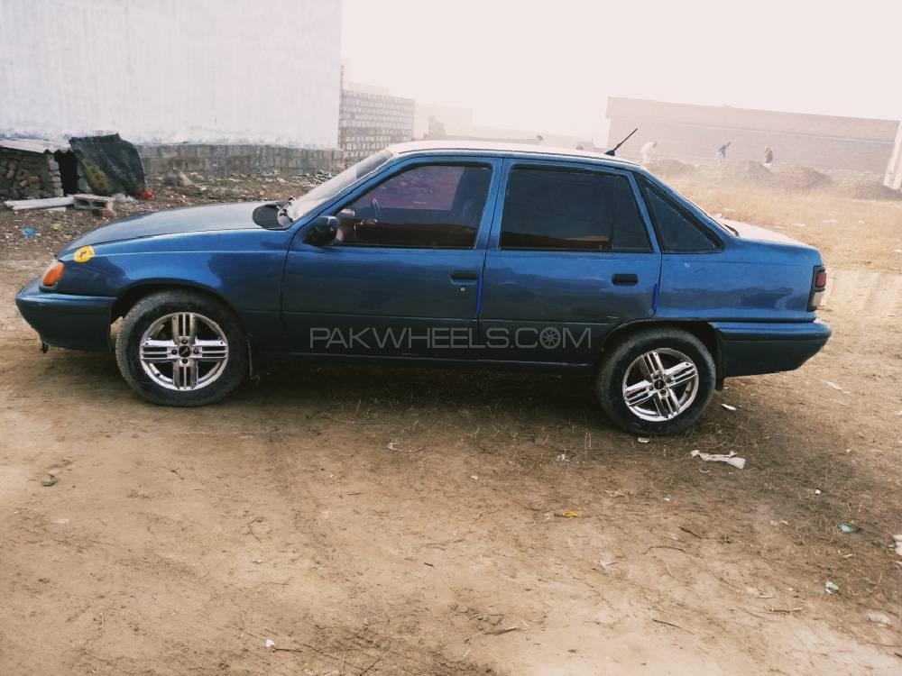 Daewoo Cielo 1993 Image-1