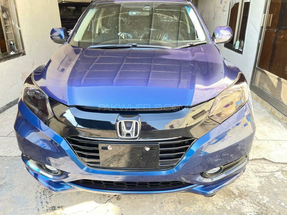 Honda Vezel Hybrid X 2015 Image-1