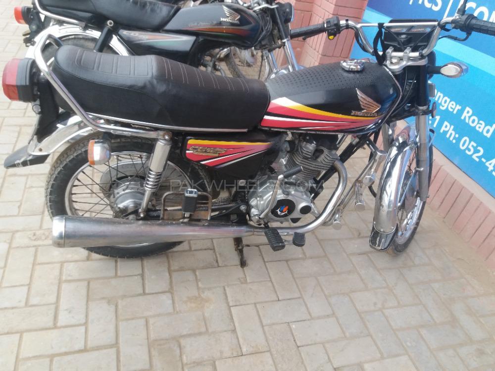 Honda CG 125 2010 Image-1