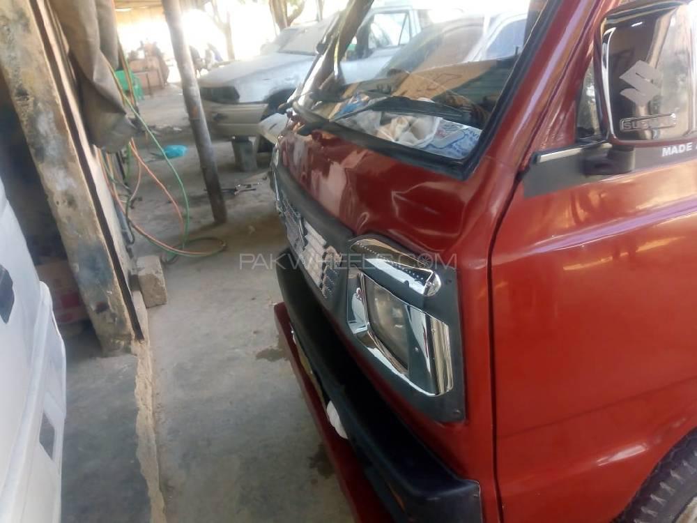 Suzuki Bolan VX 2001 Image-1