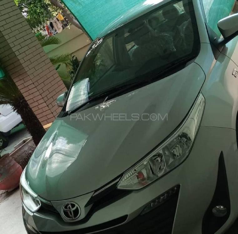 Toyota Yaris 2020 Image-1