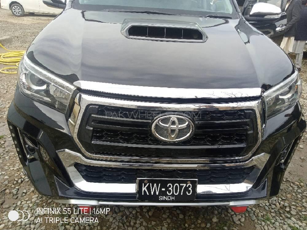 Toyota Hilux 2017 Image-1