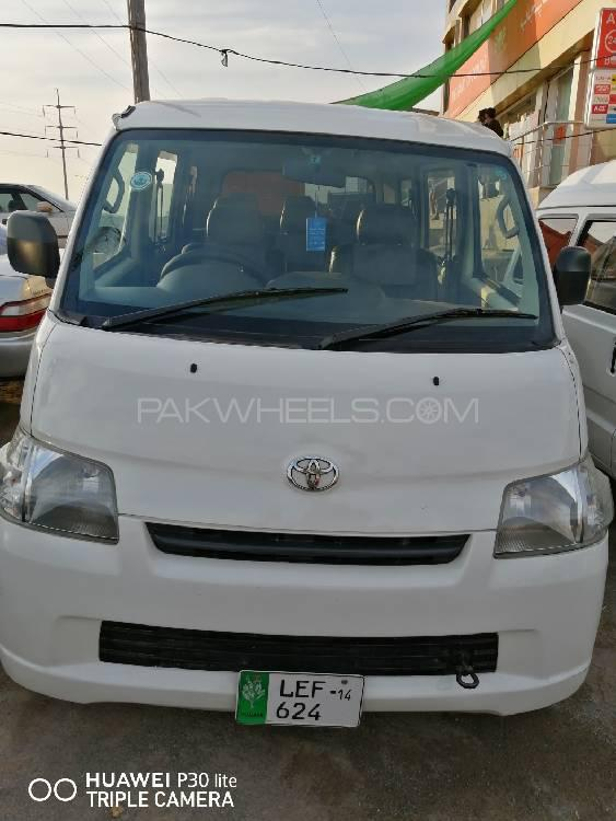 Toyota Town Ace 2008 Image-1