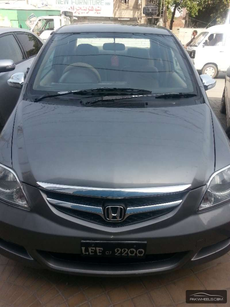 used honda city i dsi 2007 car for sale in lahore 882282 pakwheels. Black Bedroom Furniture Sets. Home Design Ideas