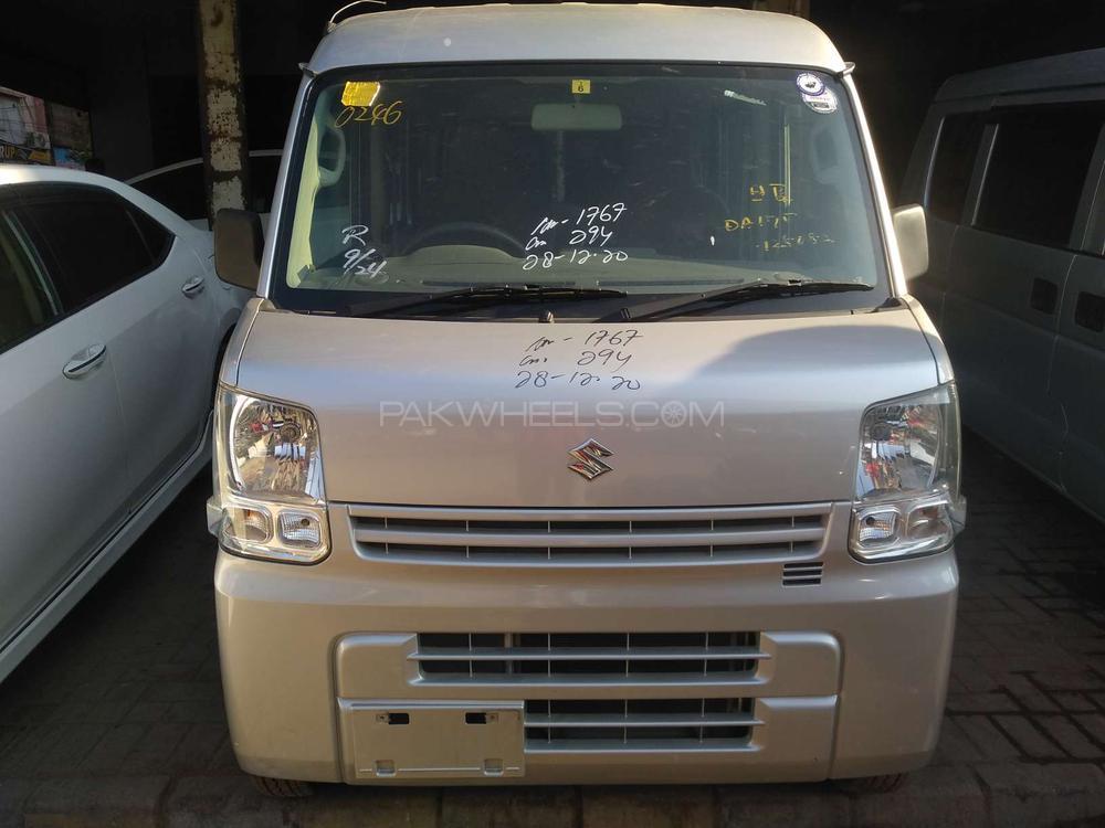 Suzuki Every Wagon JP 2015 Image-1