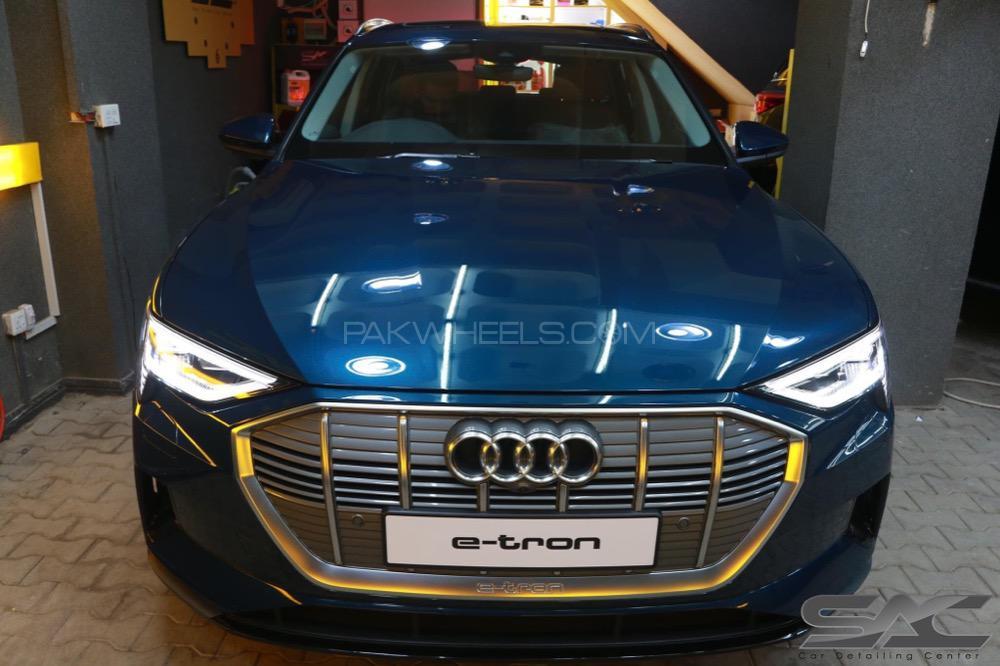 Audi e-tron 50 Quattro 230 kW 2021 Image-1