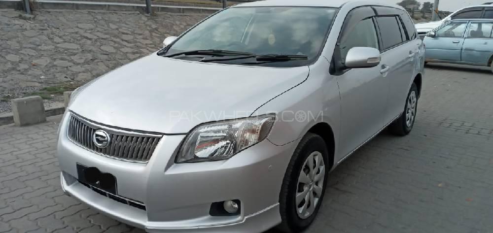 Toyota Corolla Fielder X Special Edition 2007 Image-1