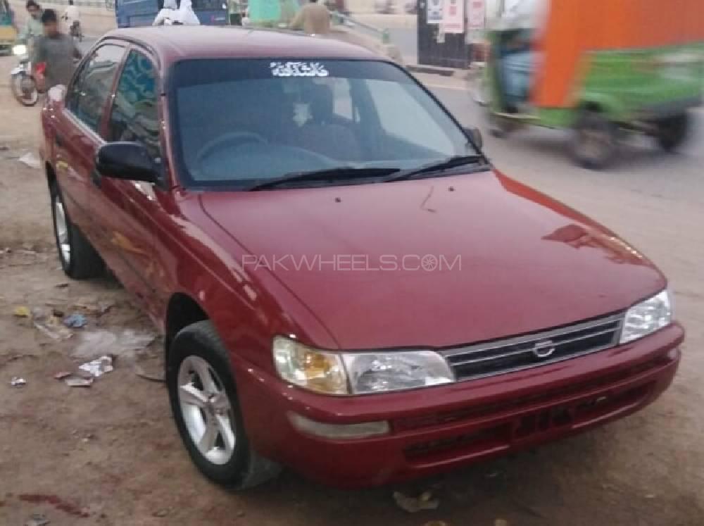 Toyota Corolla XE-G 1996 Image-1