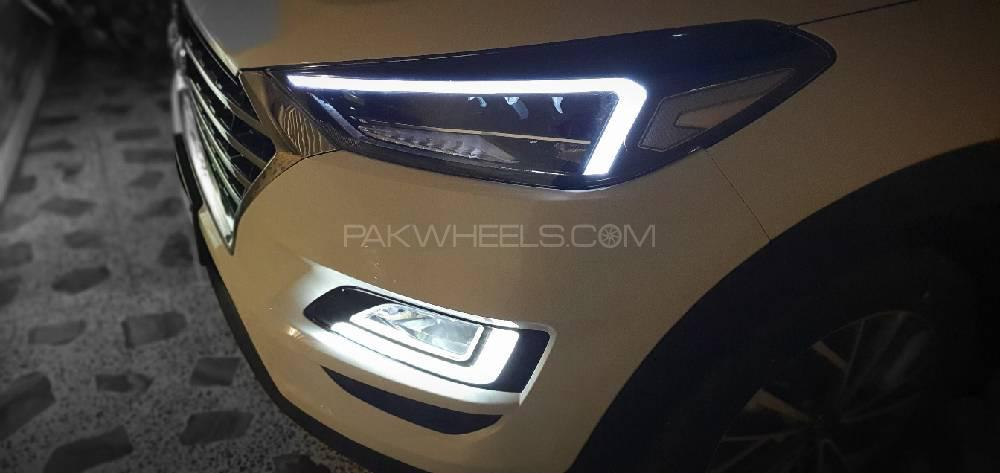 Hyundai Tucson AWD A/T Ultimate 2021 Image-1