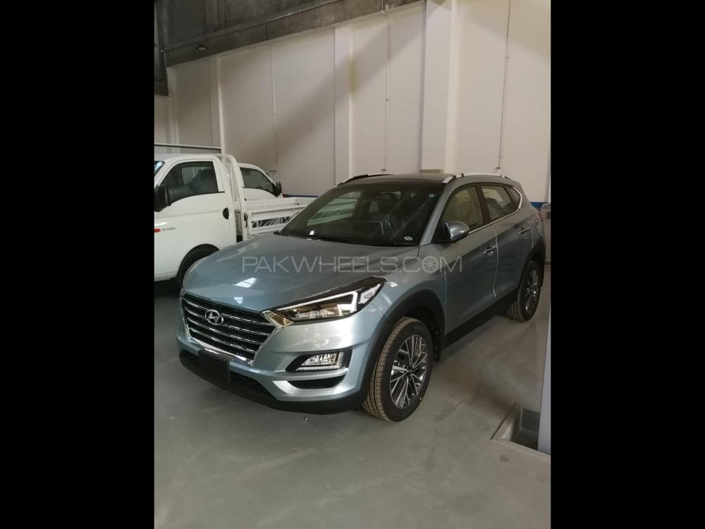 Hyundai Tucson 2020 Image-1