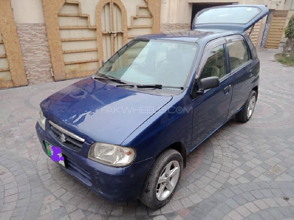 Suzuki Alto E Manual 1999 Image-1