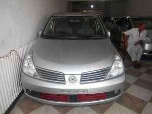 Used Nissan Tiida 2007