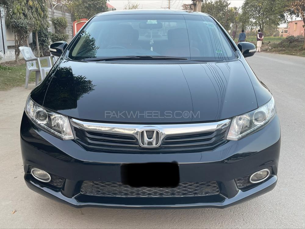 Honda Civic VTi Oriel Prosmatec 1.8 i-VTEC 2014 Image-1