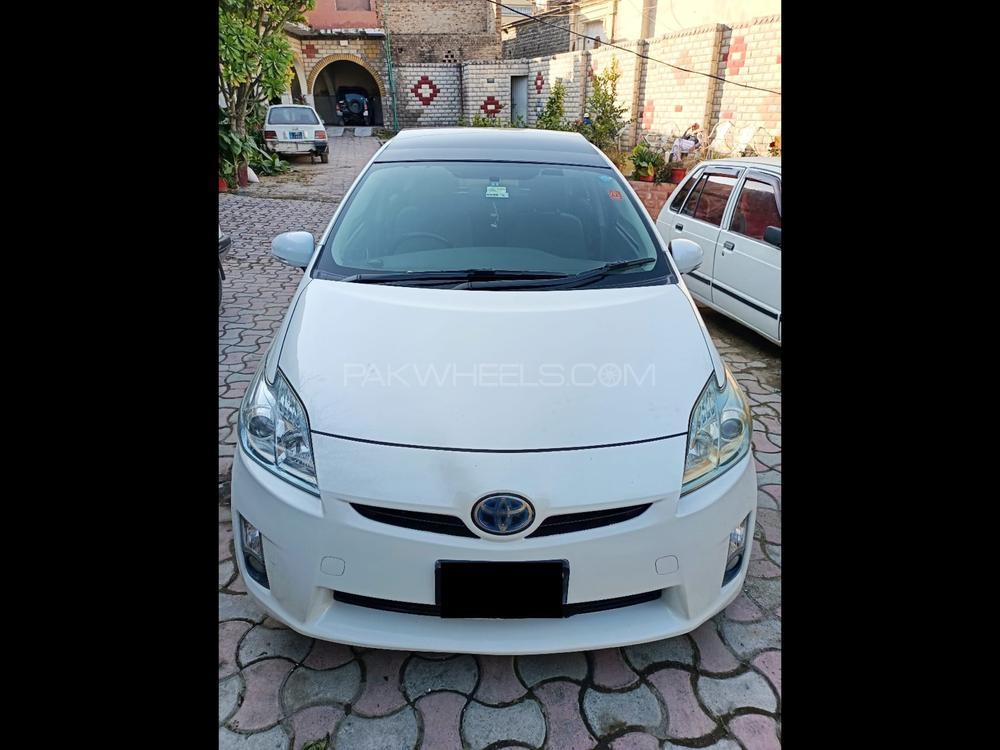 Toyota Prius S Touring Selection My Coorde 1.8 2010 Image-1