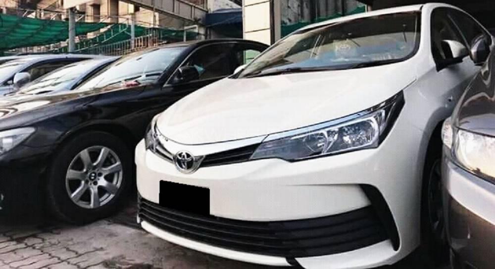 Toyota Corolla GLi 1.3 VVTi 2019 Image-1