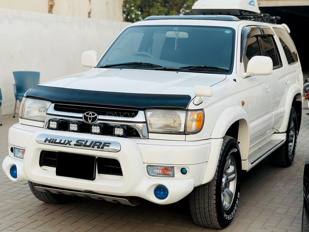 Toyota Surf SSR-X 2.7 2001 Image-1