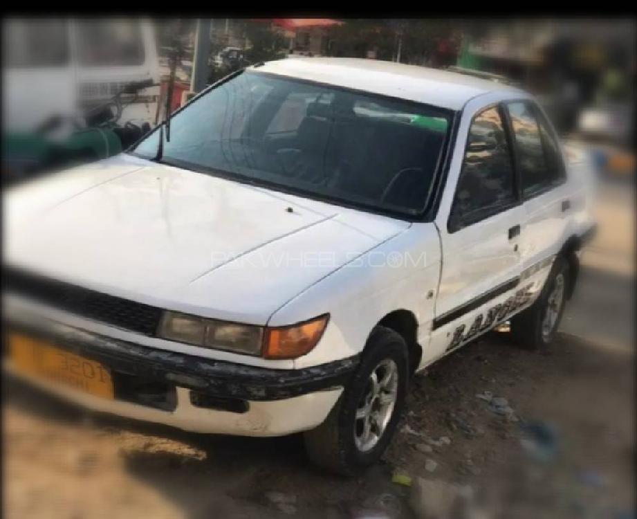 Mitsubishi Lancer GLX 1.3 1991 Image-1