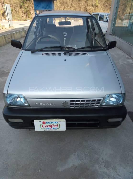 Suzuki Mehran VX Euro II Limited Edition 2019 Image-1