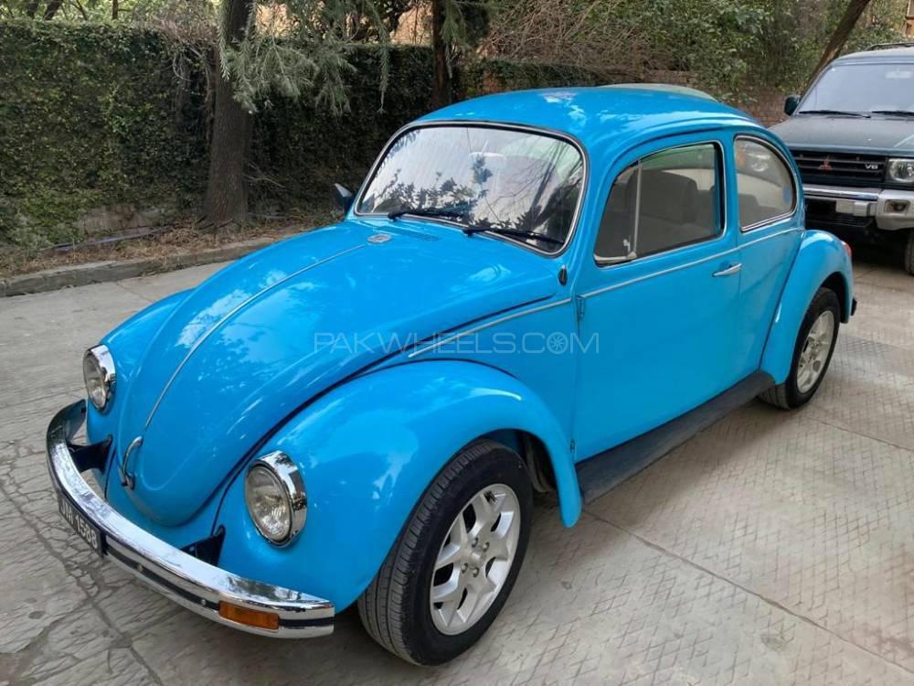 Volkswagen Beetle 1600 1975 Image-1