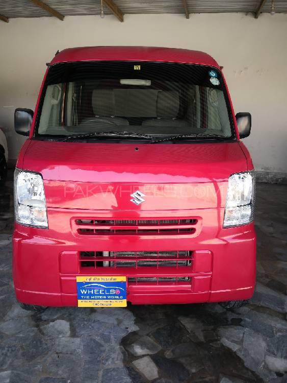 Suzuki Every PA 2014 Image-1