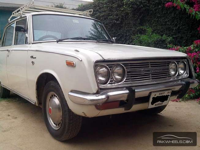 toyota corona 1968 for sale in abottabad pakwheels. Black Bedroom Furniture Sets. Home Design Ideas