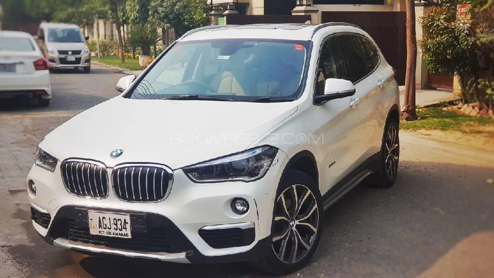 BMW / بی ایم ڈبلیو X1  sDrive18i 2018 Image-1