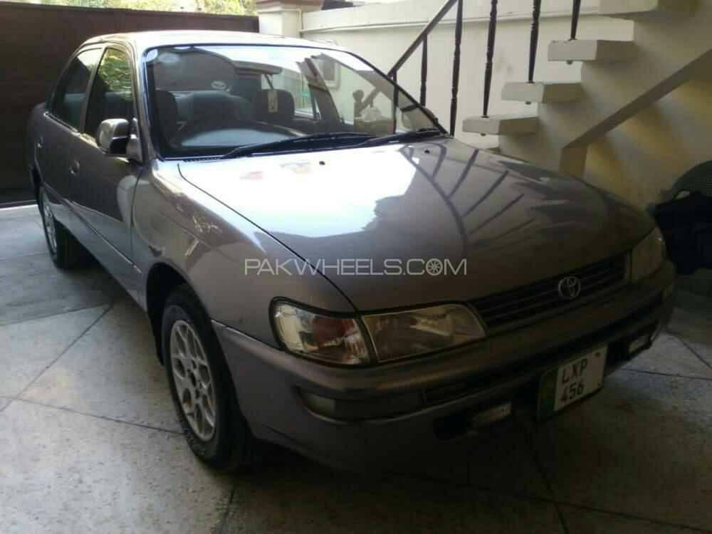 Toyota Corolla 2.0D Special Edition 2000 Image-1