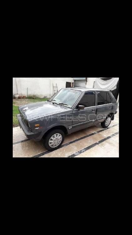 Suzuki FX 1998 Image-1