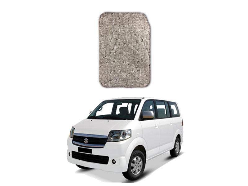 Suzuki Apv Marflex Floor Mats Premium Beige in Lahore