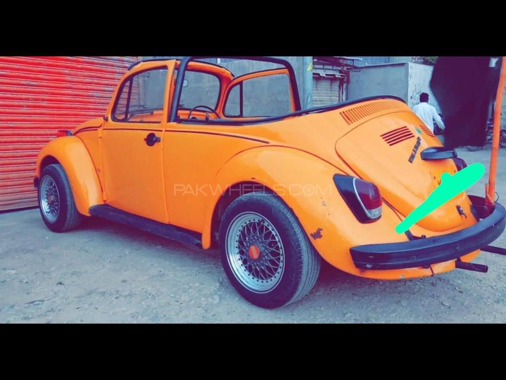 Volkswagen Beetle 1600 1971 Image-1